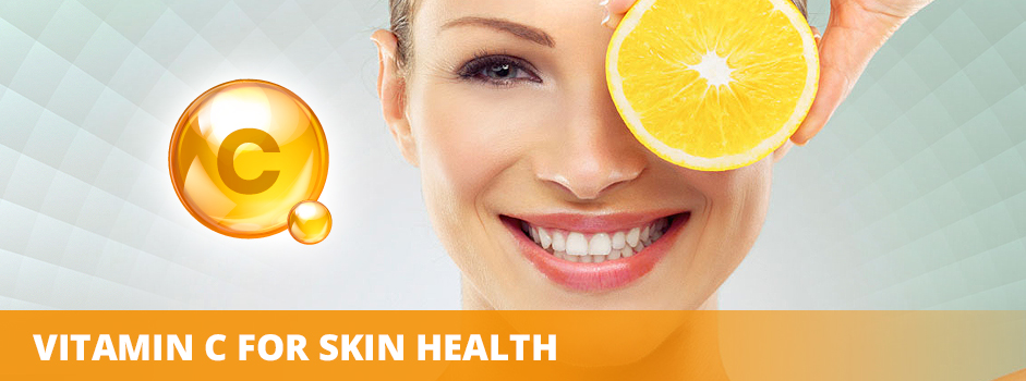 Vitamin C in skin health